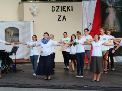 Warsztaty tańca religijnego w Orzyszu