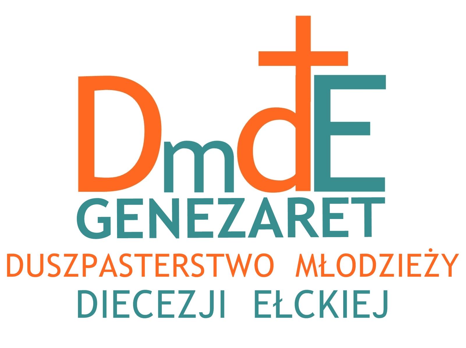 Duszpasterstwo Młodzieży Diecezji Ełckiej GENEZARET